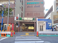 周辺環境:新板橋駅(都営地下鉄 三田線)