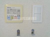 その他設備:浴室乾燥機パネル