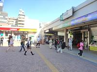 周辺環境:板橋駅(JR 埼京線)