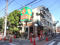 周辺環境:ライフ仲宿店