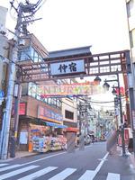 周辺環境:仲宿商店街