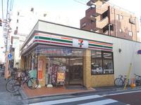 周辺環境:セブンイレブン板橋大山東町店